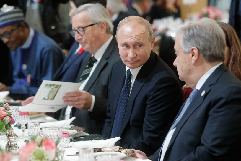 特朗普与普京见面 主办方为防俩人交流临时调座位