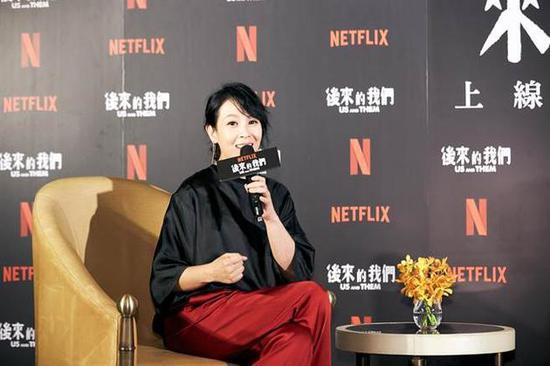 刘若英没想过《后来的我们》大卖:可再多花点钱