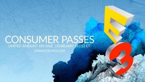 E3 2017首次对公众开放!门票仅售250美元