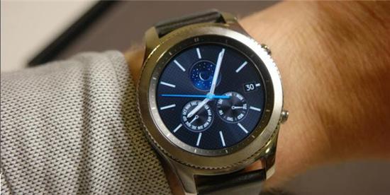 三星Gear S4智能手表曝料:支持LTE 金色配色