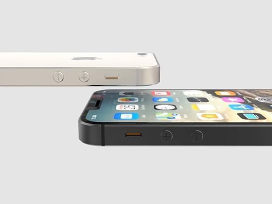 苹果新iphone曝光:双面玻璃 刘海全面屏设计
