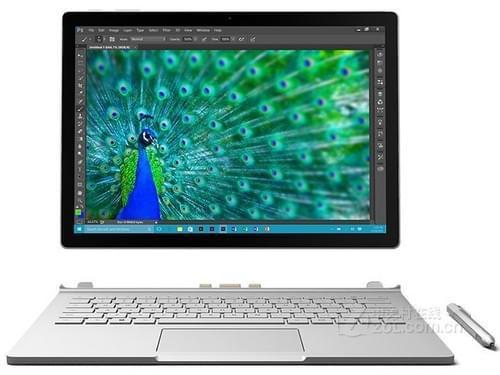 商务办公本 微软Surface Book西安热卖