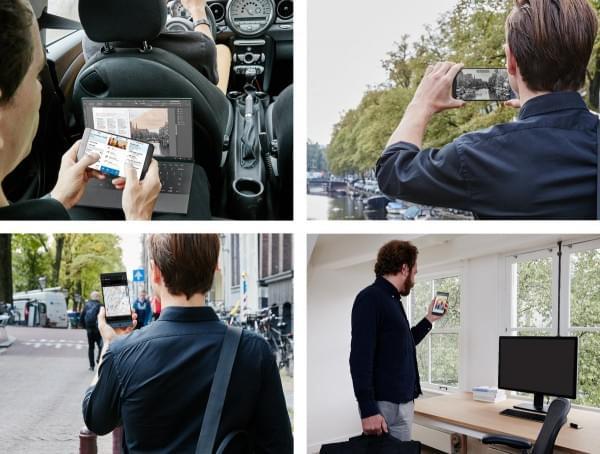 传微软新Windows 10手机配笔记本级处理器的照片 - 2