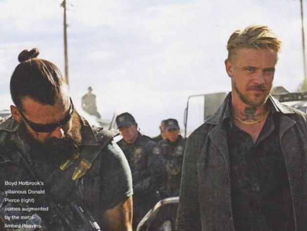 《金刚狼3》公布反派剧照的照片 - 3