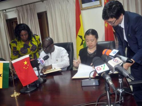 加纳总统:中国不需要求着别人尊重 非洲也要这样
