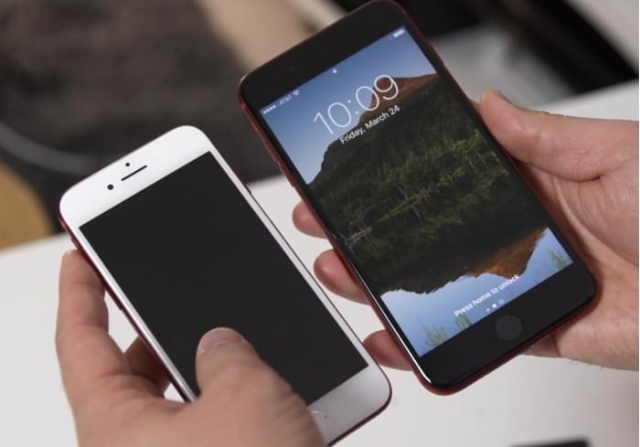 比起原版,这个黑红色版iPhone 7 Plus是否更得你心呢?的照片 - 3