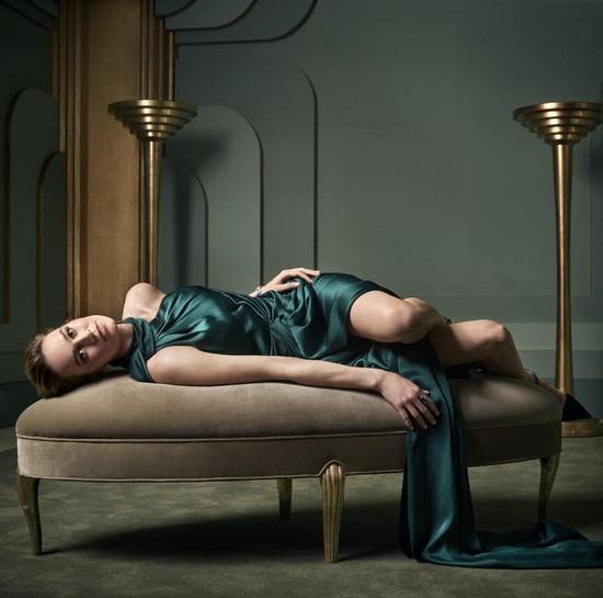 『摄影师』Mark Seliger:拍摄奥斯卡巨星肖像照