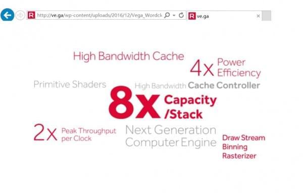 AMD自曝Vega显卡:4倍效能提升,5号发布的照片 - 2