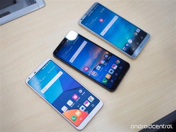 LG G6售价、上市时间公布:5400元/3月10日开卖的照片 - 1