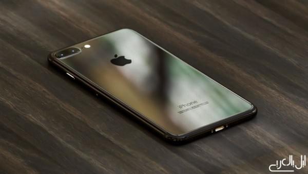 黑色iPhone 7渲染图 都是黑色你更喜欢哪个呢的照片 - 2