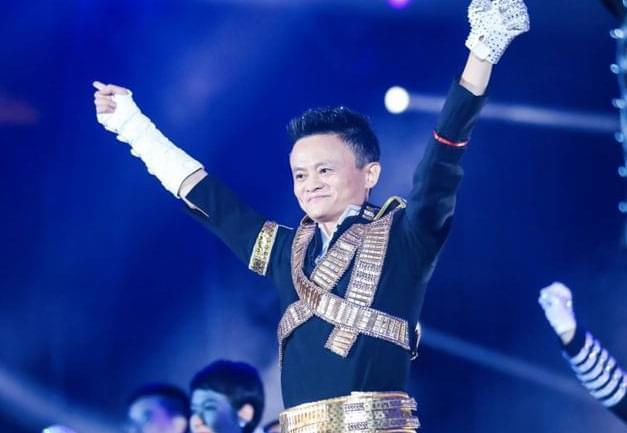 Jack Ma, chairman of Chinese e-commerce giant Alibaba Group