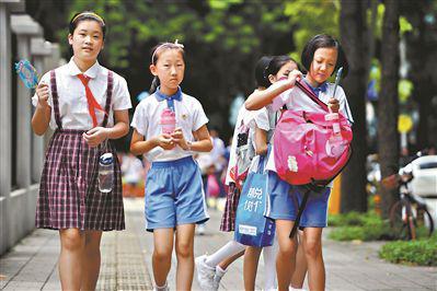 深圳523所学校可校内午餐午休
