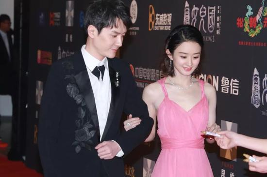 赵丽颖冯绍峰结婚值多少钱?男方