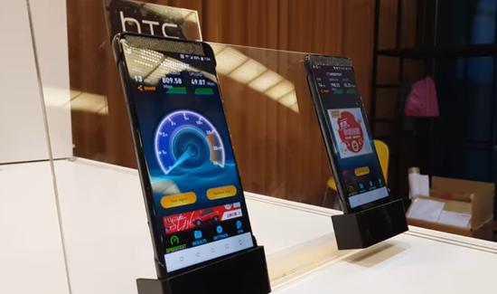 HTC U12真机曝光:1.2Gbps下行 骁龙845无疑