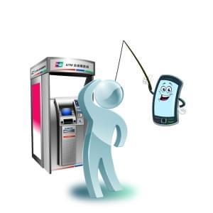 伪装客服热线设局钓鱼 真客服不会要银行卡密码
