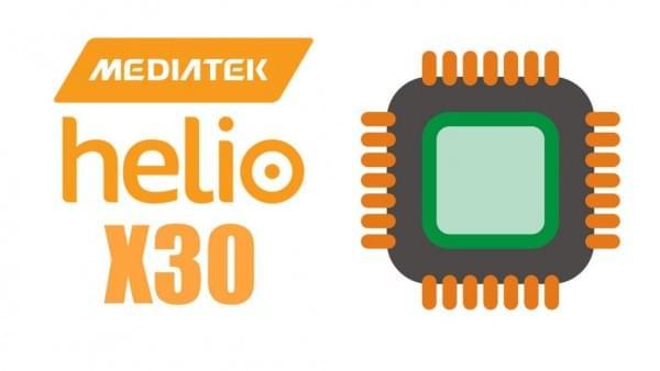10纳米联发科打头阵?Helio X30系有2枚芯片的照片