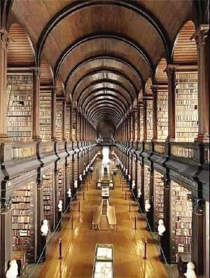 """那些被称""""最美""""的图书馆(图)"""