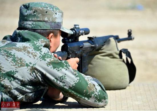 """中国狙击手继承传统续写辉煌 美军""""一胖毁所有"""""""