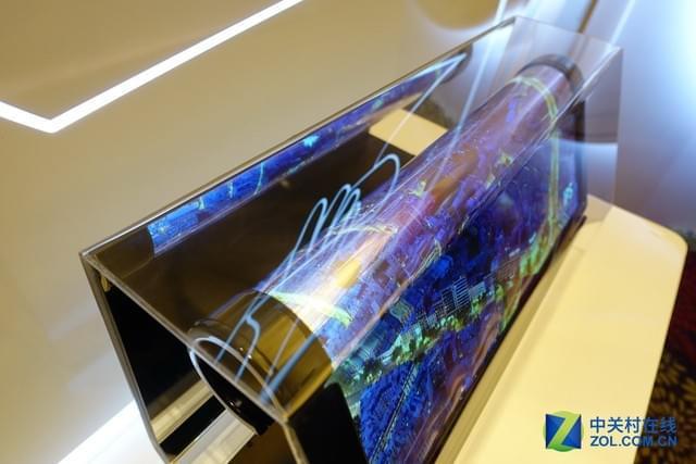 LGD研究全新工艺 OLED面板成本有望骤减