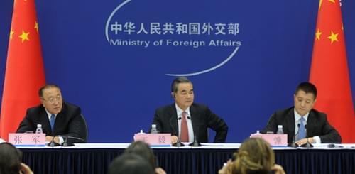 外交部介绍习近平主持金砖国家领导人厦门会晤等活动情况