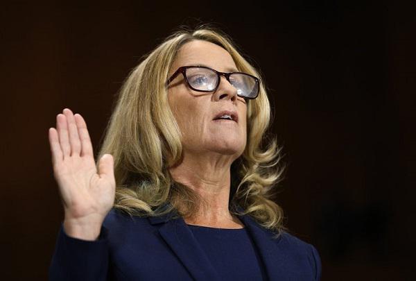 """特朗普提名大法官再否性侵:有人想毀我""""一世英名"""""""