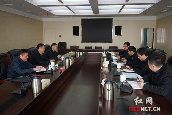 湖南省委统战部生活垃圾分类工作成效显著