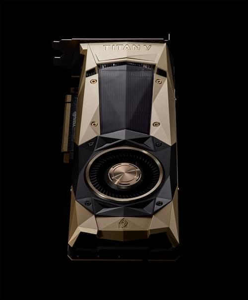 NVIDIA Titan V性能首曝:地球都抖三抖
