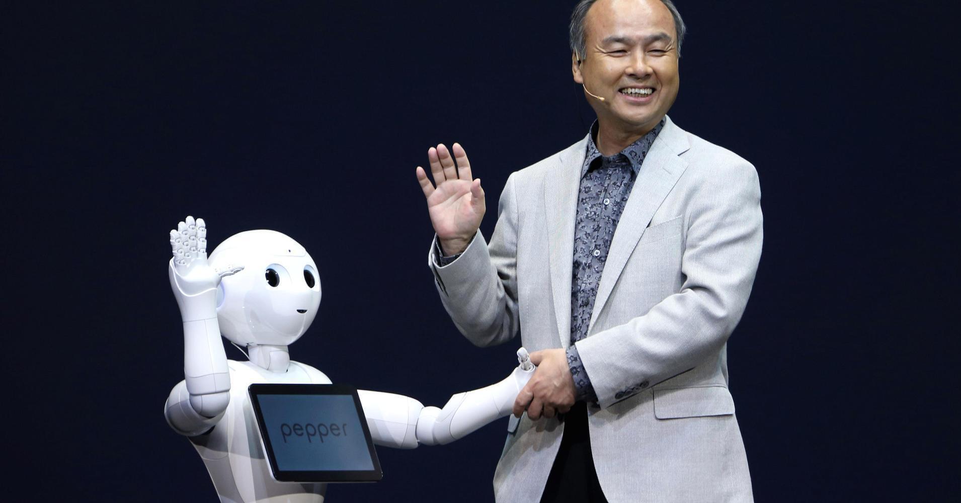 人类瞬间被秒杀,孙正义预测30年后AI智商将超1万