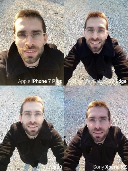 旗舰手机自拍对比: iPhone 7 Plus表现突出的照片 - 6
