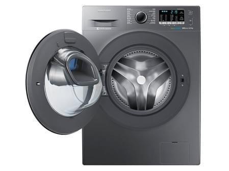 三星全自动滚筒洗衣机ww80k5210vx促销