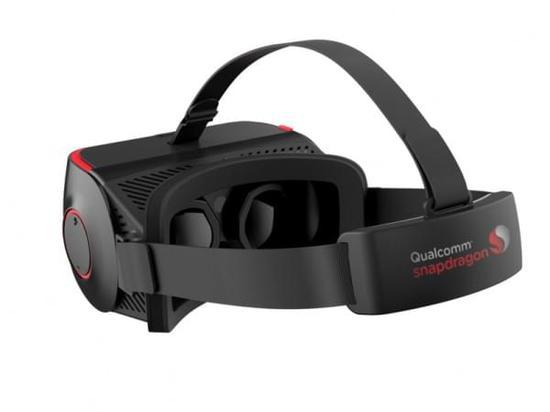 高通发布骁龙820VR虚拟现实头盔