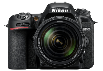 轻盈影像灵动登场 尼康数码单反相机D7500发布