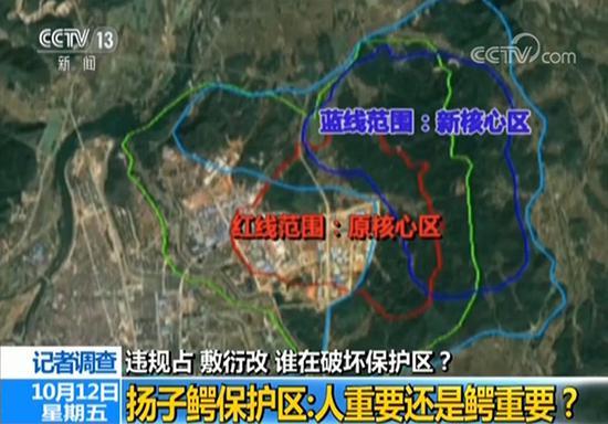 科大讯飞回应扬子鳄保护区违规占地建设:不知情