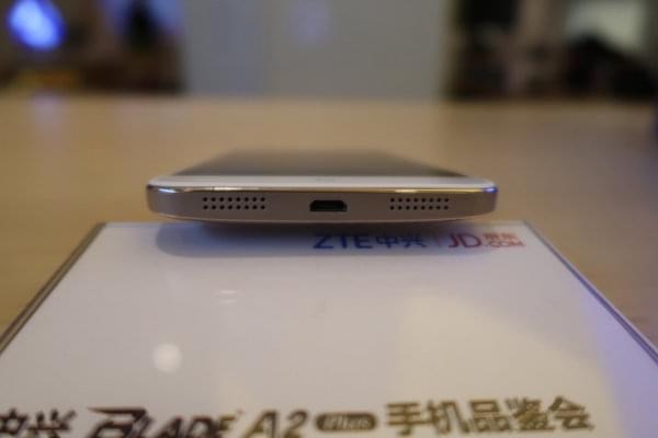 中兴Blade A2 Plus发布: 配5000mAh电池的千元机的照片 - 9