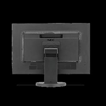 组建6屏不费力:NEC发布EA245WMi超窄边框显示器的照片 - 2