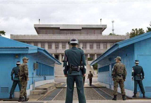 还能这么操作?特朗普决定访朝韩非军事区后又取消