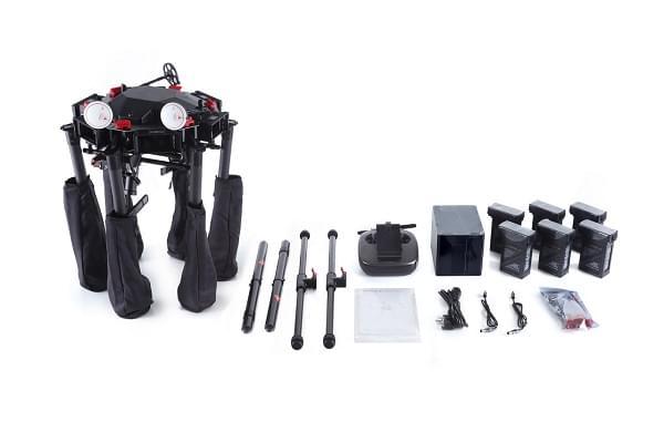 大疆发布M600 Pro:拓展工业级无人机产品线的照片 - 15
