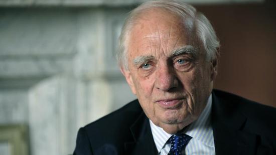 全球化之父彼得萨瑟兰去世 曾促成乌拉圭回合