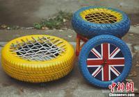 酷炫 |武汉大学生利用废旧材料制作工业风饰品