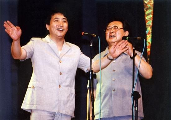 """唐杰忠与姜昆初合作效果不佳 """"虎口遐想""""成转折点"""