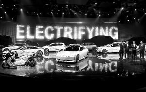 亲历第67届法兰克福车展 新能源车的秀场