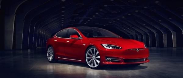 特斯拉发布新Model S和X 型号P100D百公里加速全球第一的照片 - 2