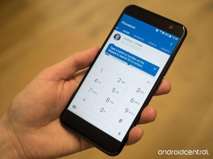 HTC U11现场真机上手的照片 - 26