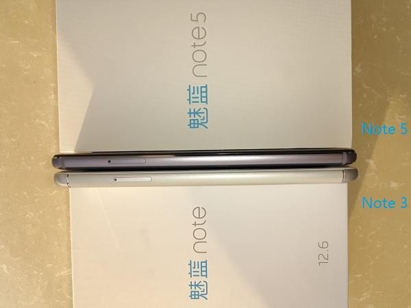 魅蓝Note 5上手简评:成熟方案加快充、轻薄在手续航久的照片 - 23