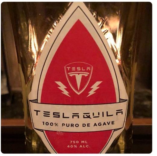 特斯拉Q4前两周生产7400辆Model 3 申请龙舌兰酒商标