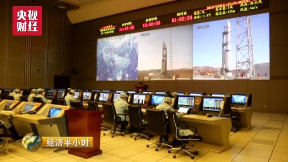 这种中国卫星无敌:50万米高空拍地面汽车清晰无比