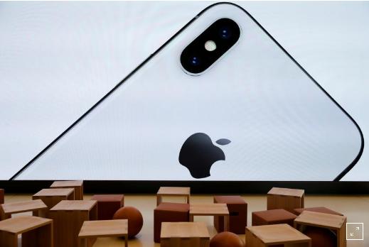 两大芯片商警告手机需求疲软,苹果股价5天跌近9%