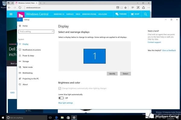 Windows 10 build 14997 图像泄露 多项改进的照片 - 1