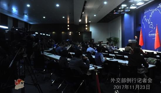 中韩两国外长举行会谈取得哪些成果?外交部回应