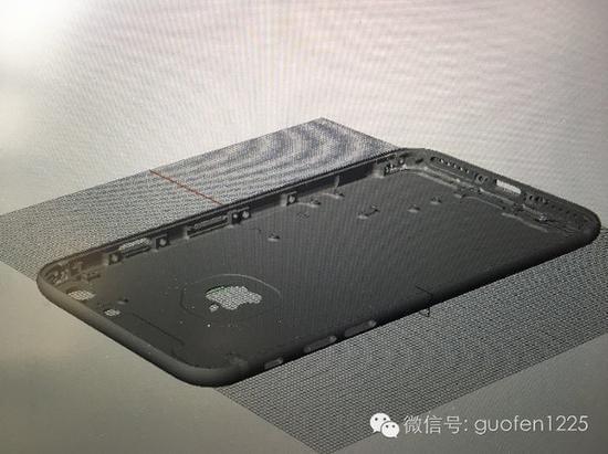 iPhone 7设计图曝光:没有什么新意!第1张图